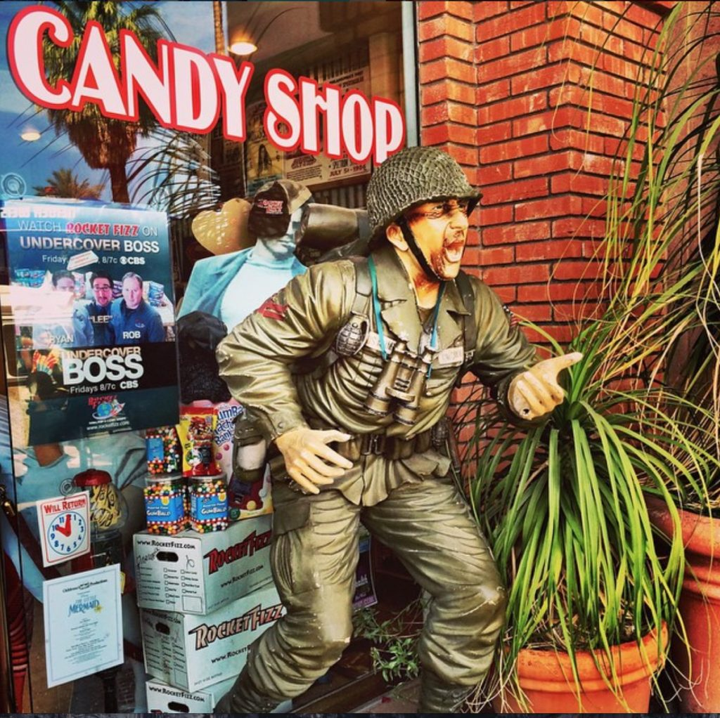 ACE- Candy shop
