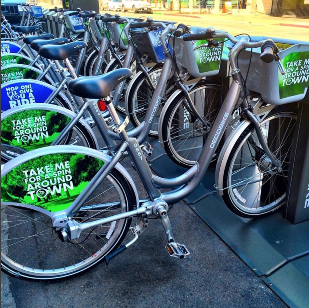Eco-Friendly Bikes