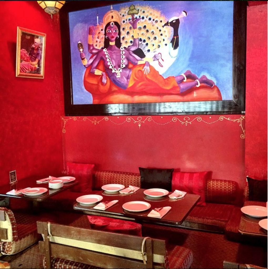 Gourment India Restaurant