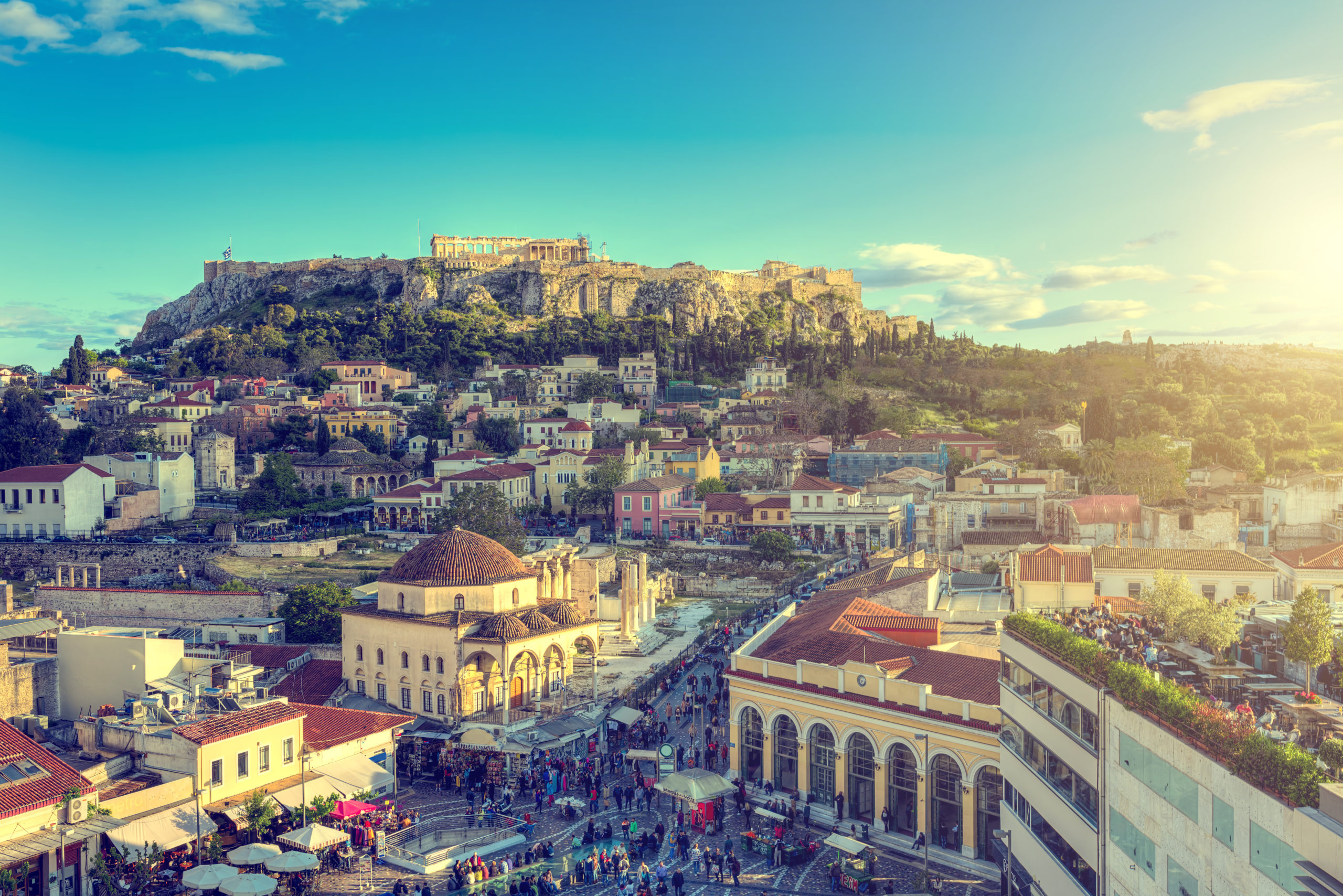 Athens & islands can be budget-friendly travel if done correctly