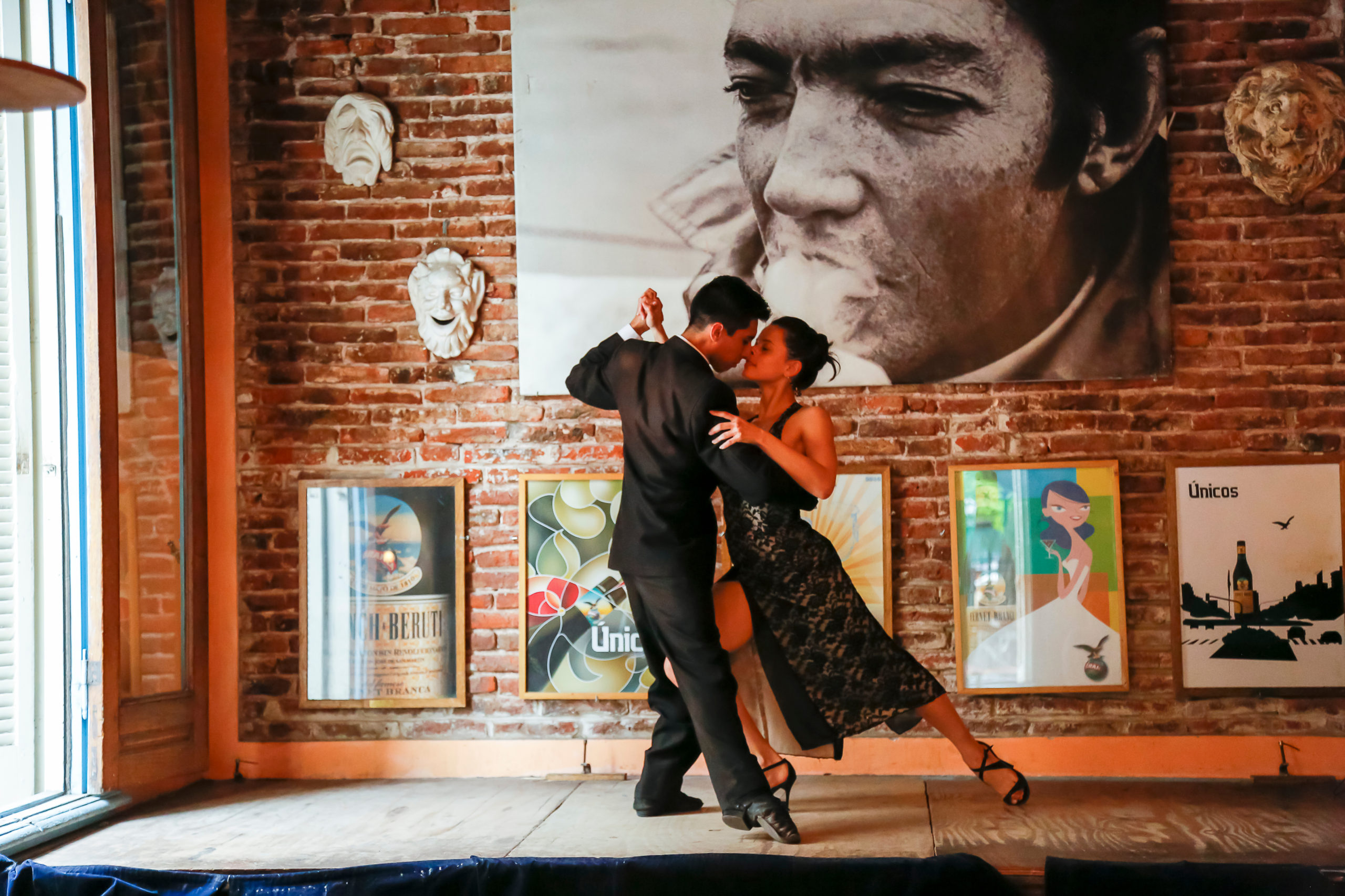 Tango lessons are budget-friendly at $20 an hour