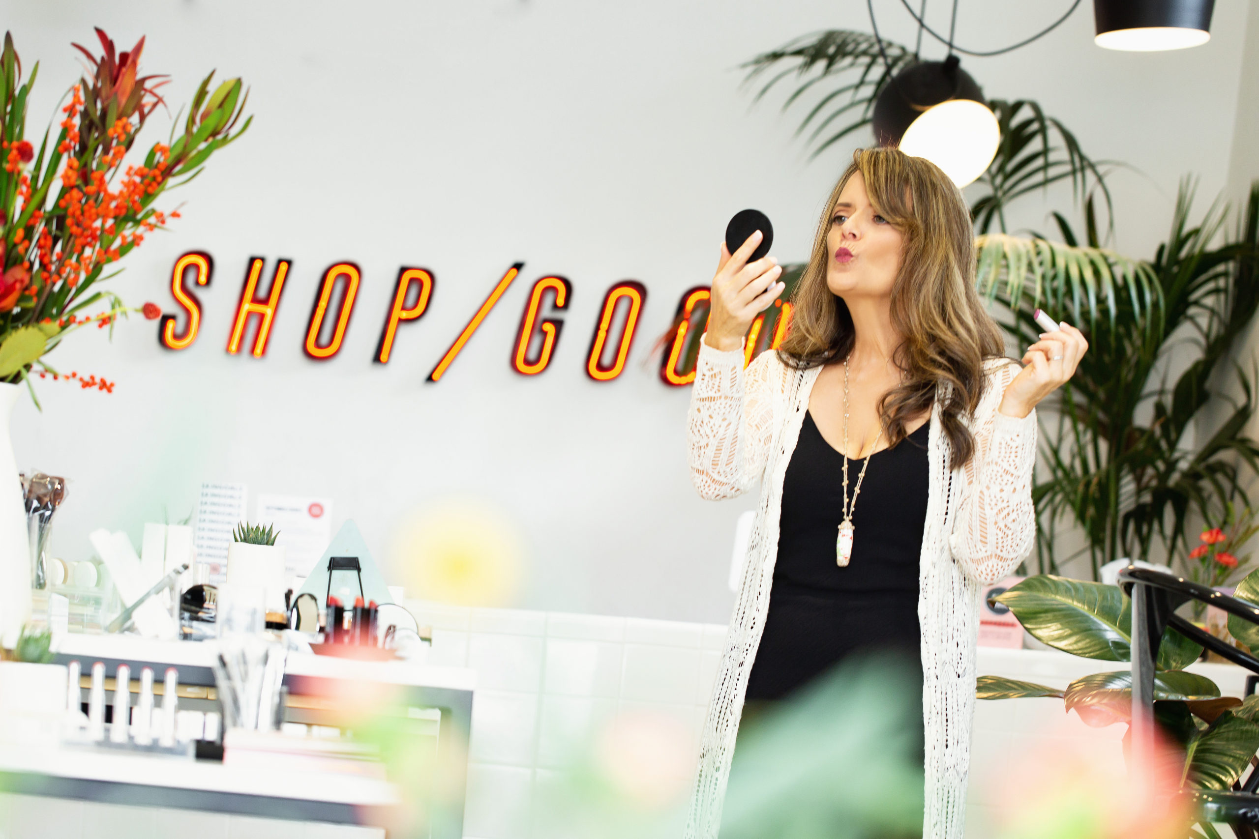San Diego's Shop/Good natural cosmetics
