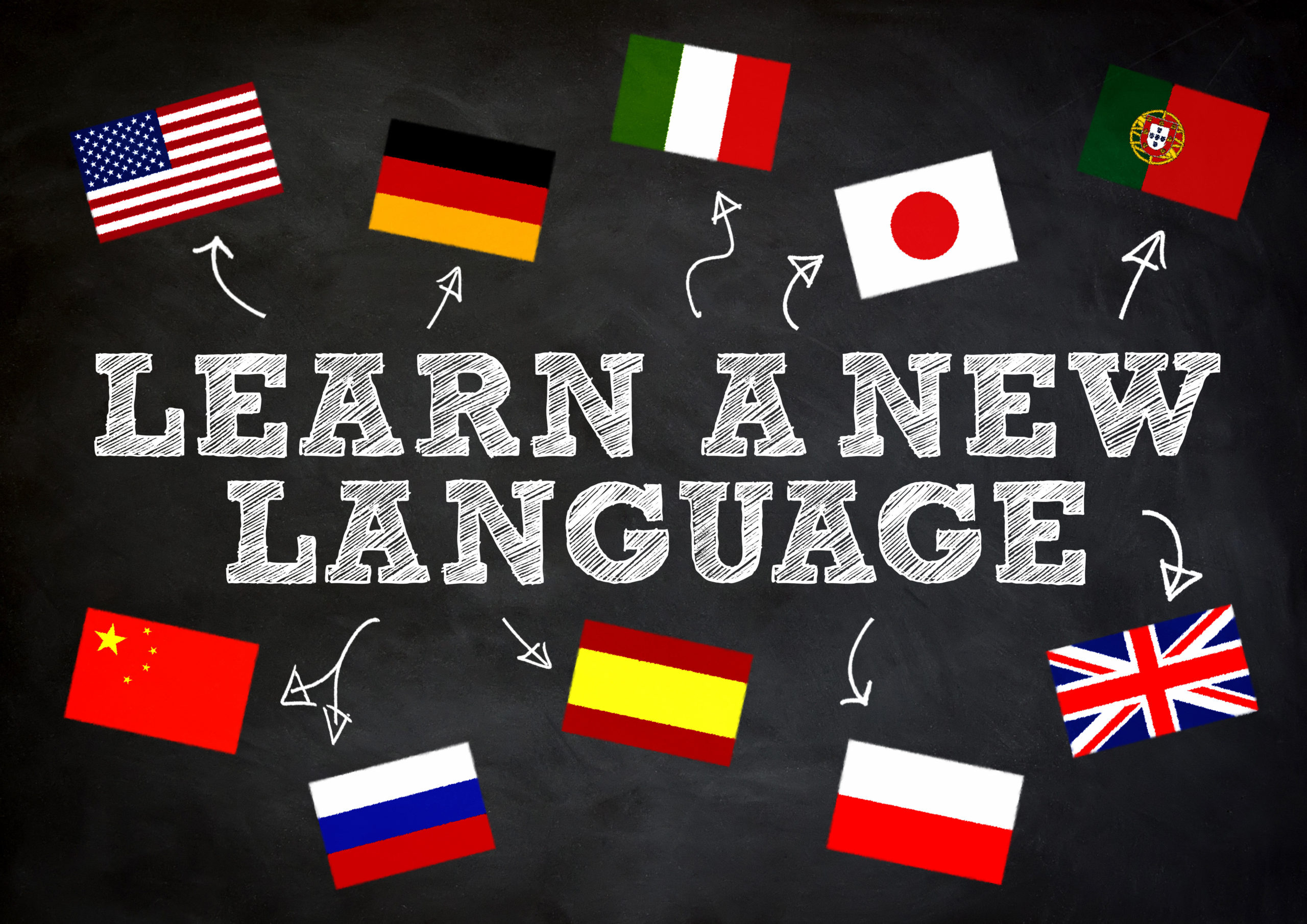 Learn a New Language.