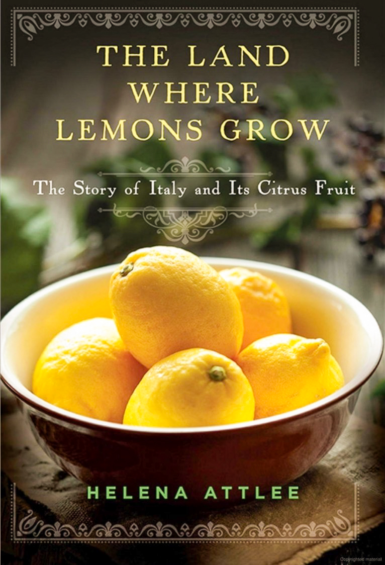 Book about lemons and their history