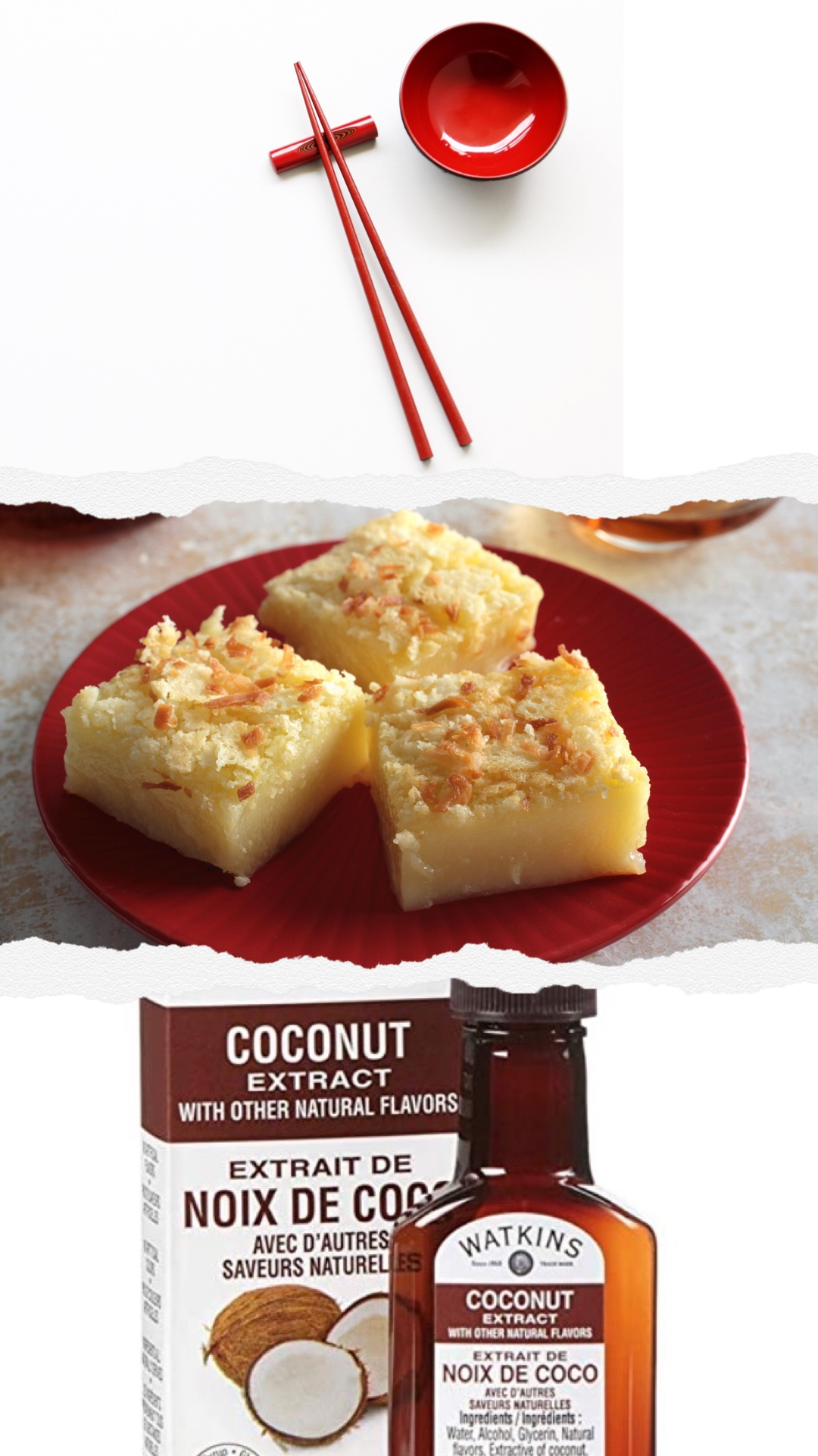 recipes for lunar new year coconut cake chowhound recipe