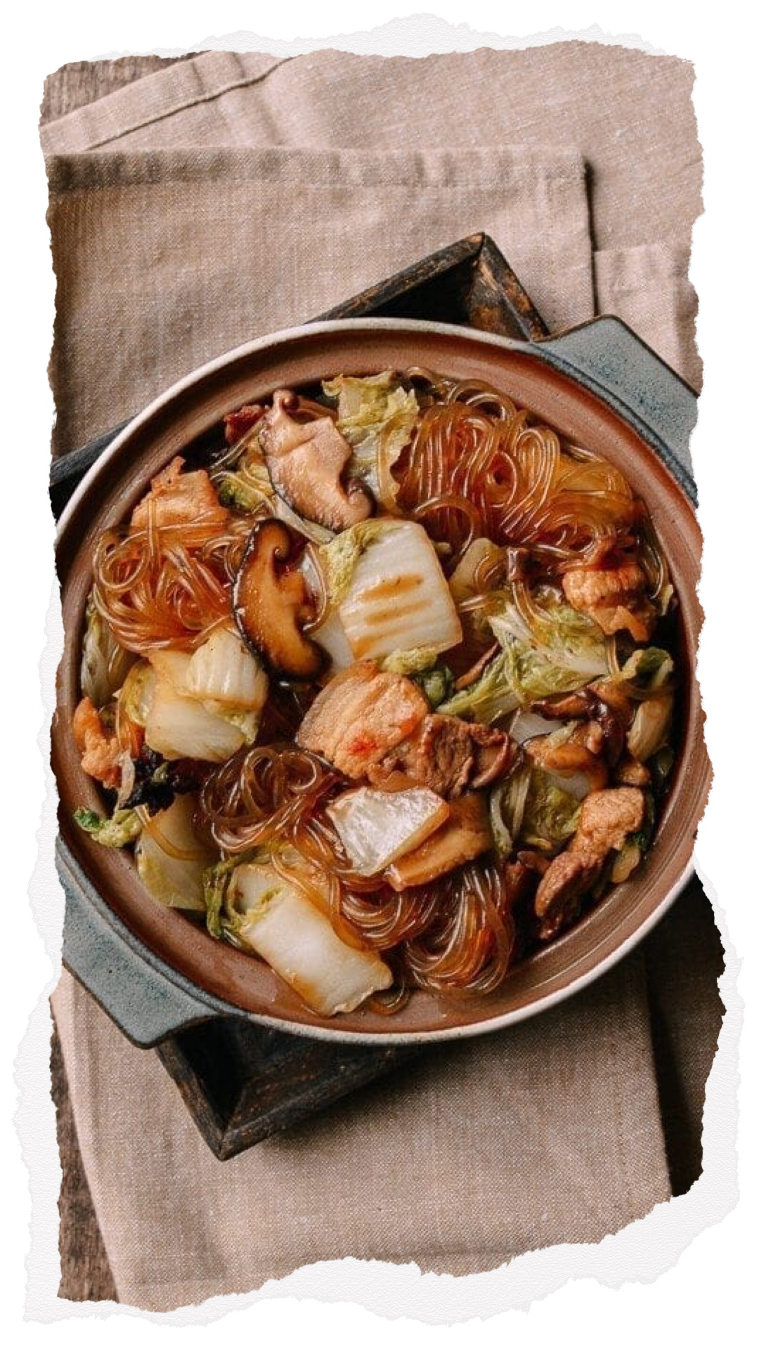 recipes for lunar new year glass noodles The Woks of Life